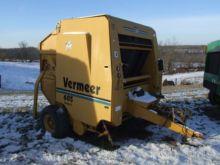Vermeer Mfg. Co. 605L