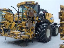 2014 New Holland FR600
