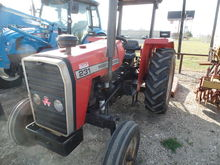 Used 1995 Massey-Fer