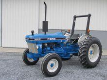 1986 Ford 3910 II