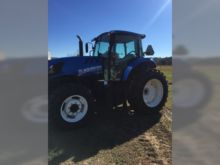 2015 New Holland TS6.120