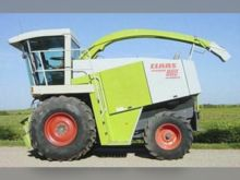 Used 1999 Claas JAGU