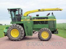 2001 John Deere 6850