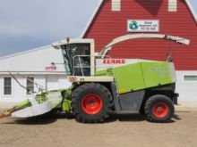 Used 2001 Claas JAGU