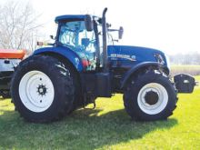 2012 New Holland T7.250