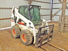 Used Bobcat S185 in