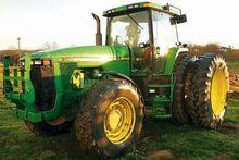 Used John Deere 8100