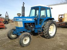 Used Ford 7710 in Sa