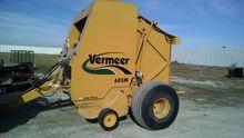 Used 2008 Vermeer Mf