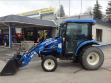 2013 New Holland BOOMER 3040