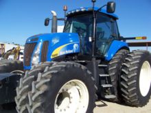 2008 New Holland T8050