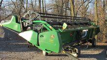 Used John Deere 630F