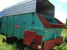 Used Forage King A18