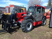 2016 Manitou MLT 840 115 PS