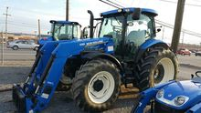 2013 New Holland T6.160