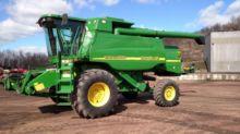 2002 John Deere 9550SH