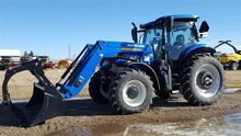 2016 New Holland T7.210