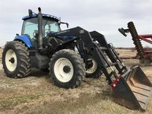 2007 New Holland TG215