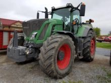 Used 2014 Fendt 930