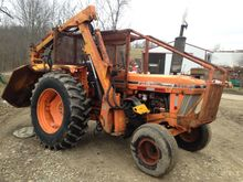Used Ford 7610 in Sa
