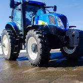 2012 New Holland T6080 ELITE