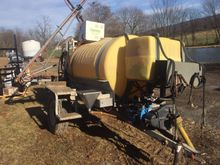 Crop Care 300GAL PULL TYPE