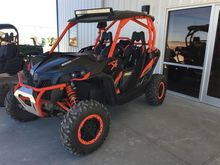 2016 can-am MAVERICK 1000R X RS