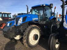 2013 New Holland T7.250