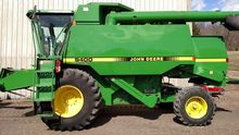 1995 John Deere 9400