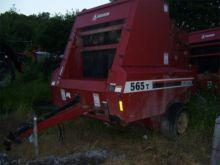 1997 Hesston 565T