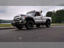 2011 Ford F350 XLT SD