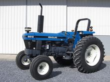 1998 New Holland 6610S