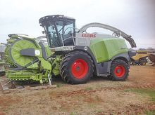 Used Claas JAGUAR 98