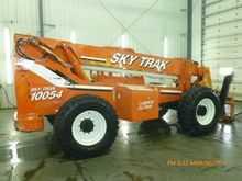 2002 Sky Trak 100-54