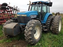 1998 New Holland 8970
