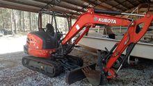 Used 2015 Kubota KX0