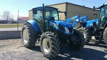 2011 New Holland T5.115