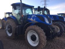 2017 New Holland T7.270