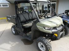 2015 can-am DEFENDER HD10