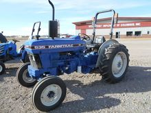 Used 2005 Farmtrac 5