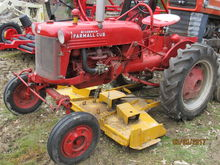 Used Farmall CUB in