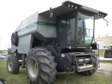 Used 1989 Gleaner R6