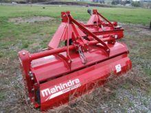 Used Mahindra tiller
