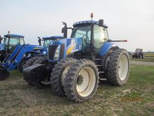 2009 New Holland T8020