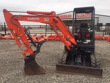 2016 Kubota KX71-3S