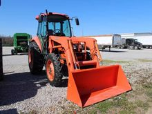 Used Kubota M7040 in
