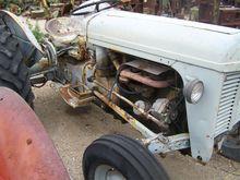 1954 Massey-Ferguson TO35