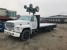 1987 Ford F600