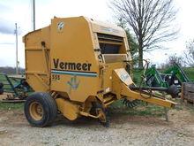 Vermeer Mfg. Co. 555XL