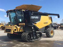 2012 Claas LEXION 740TT